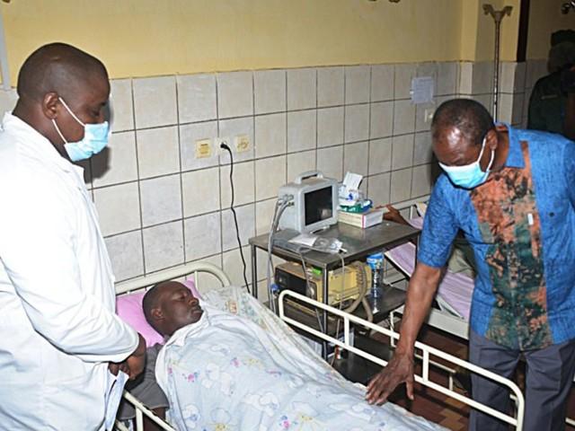 Dispositif sécuritaire allégé en Guinée, où Alpha Condé fait sa première sortie en dix jours