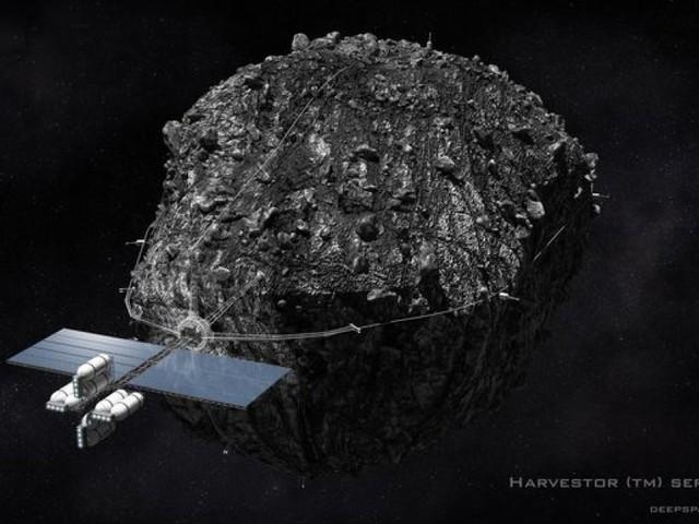 L'humanité consomme trop de ressources, le Luxembourg veut aller les chercher dans l'espace