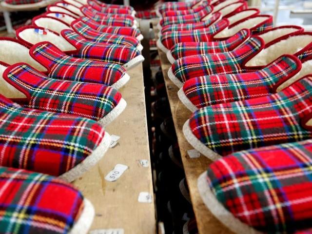 La Charente ne fabriquera plus de charentaises