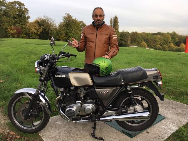 La moto classique de la semaine : Kawasaki Z 1000 ST