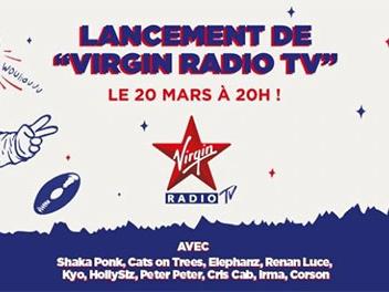 L'arrêt de la chaîne Virgin Radio TV est programmé