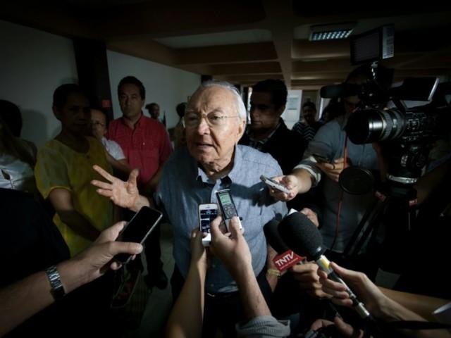 Municipales: la justice refuse l'inscription de Gaston Flosse sur les listes électorales à Papeete