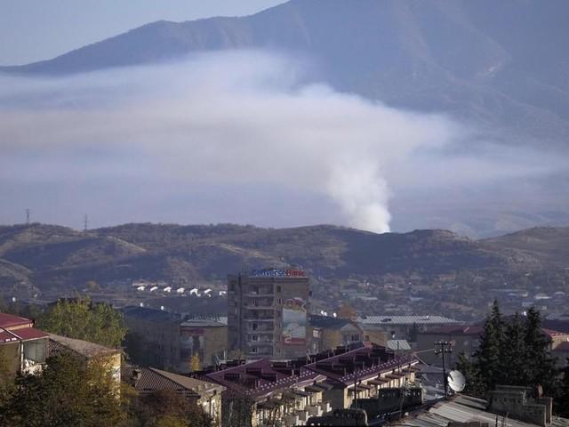 L'Iran déploie des troupes à la frontière avec l'Arménie et l'Azerbaïdjan