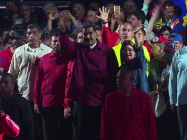 Le Venezuela menacé d'un isolement croissant après la réélection de Maduro