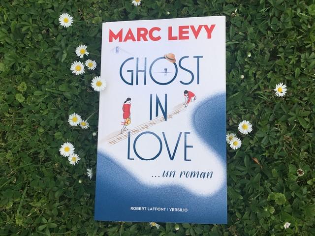 """""""Ghost in love"""", le nouveau roman de Marc Levy"""