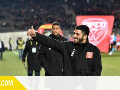 Umut Bozok file à Lorient