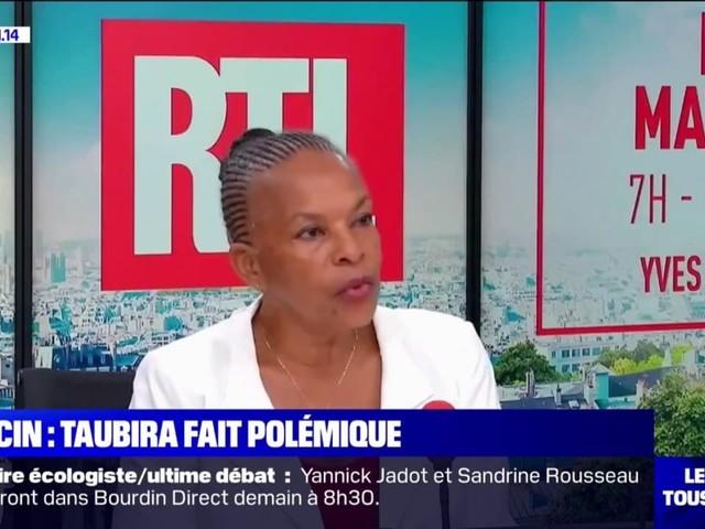 Covid-19: pourquoi Christiane Taubira refuse d'appeler les Guyanais à se faire vacciner ?