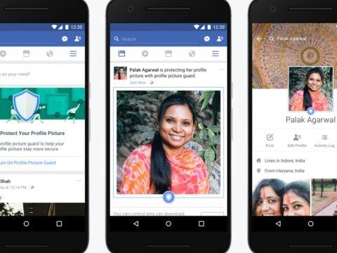 Facebook veut empêcher le vol de profil