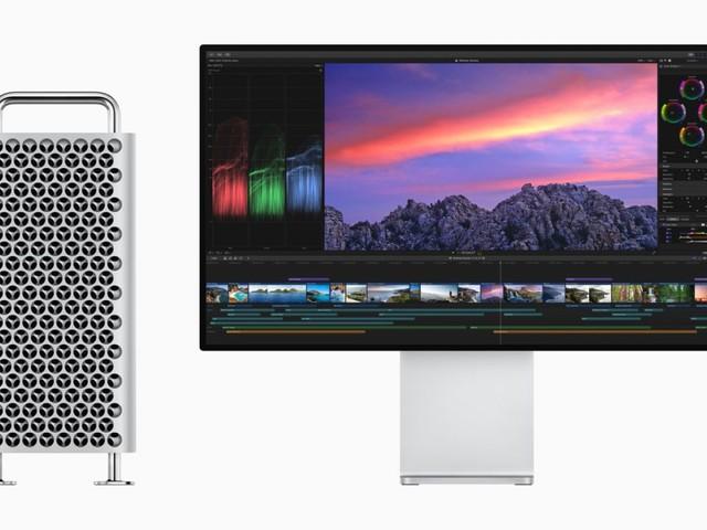 Le Mac Pro sera disponible le 10 décembre avec le Pro Display XDR