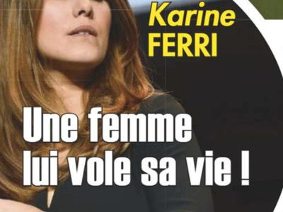 Karine Ferri, drame «conjugal», une femme lui vole sa vie