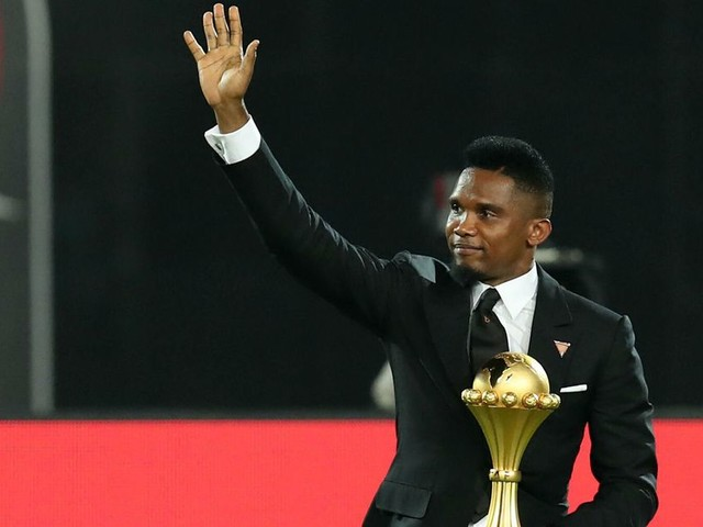 À 38 ans, le footballeur Samuel Eto'o prend sa retraite