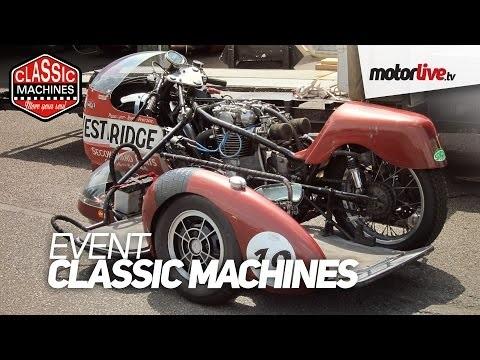 Classic Machines 2017, c'est ce week-end
