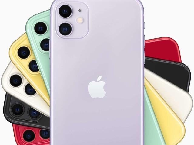L'iPhone 11, le plus abordable des iPhone