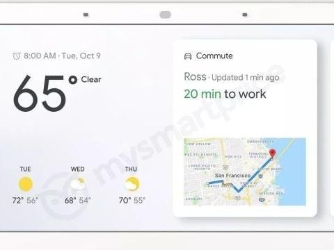 Home Hub : le nouveau gadget de Google
