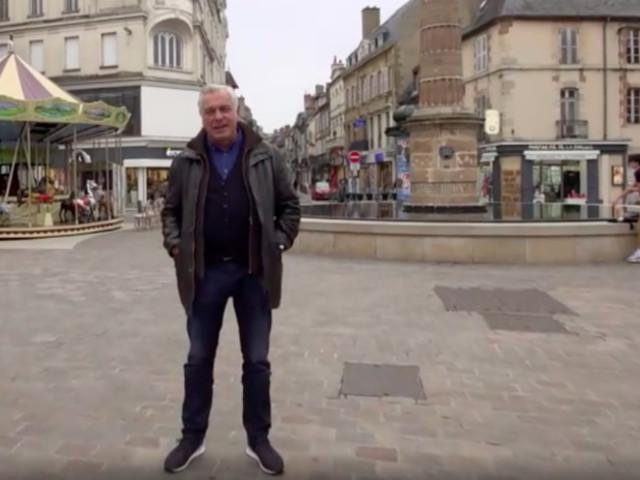 «La Maison France 5» : Stéphane Thebaut visite Moulins dans l'Allier