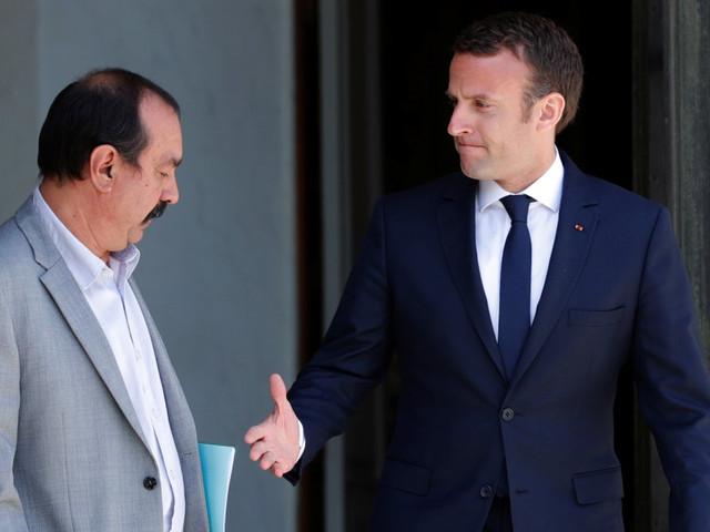 Manifestations contre la loi Travail : le scénario noir qu'Emmanuel Macron doit éviter