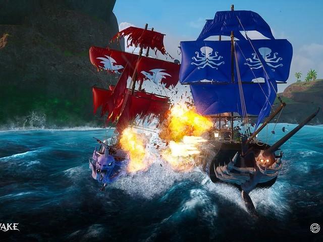 Gamescom 2019 | gc2019 - Le jeu de pirates Battlewake sortira le 10 septembre sur PS VR, Oculus Rift et HTC Vive