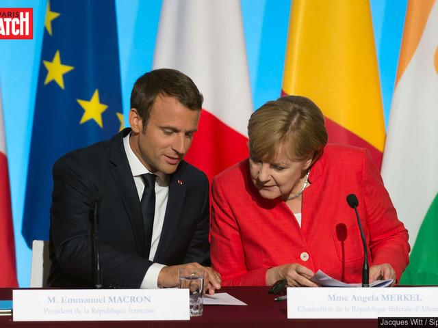Après les élections allemandes, Macron passe aux propositions