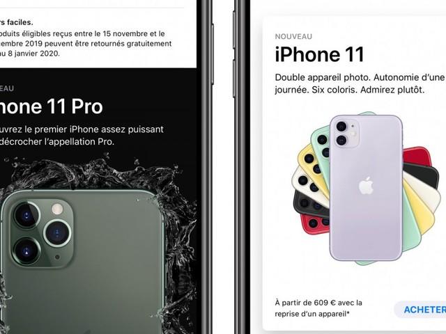 Apple revoit l'expérience d'achat de son application Apple Store