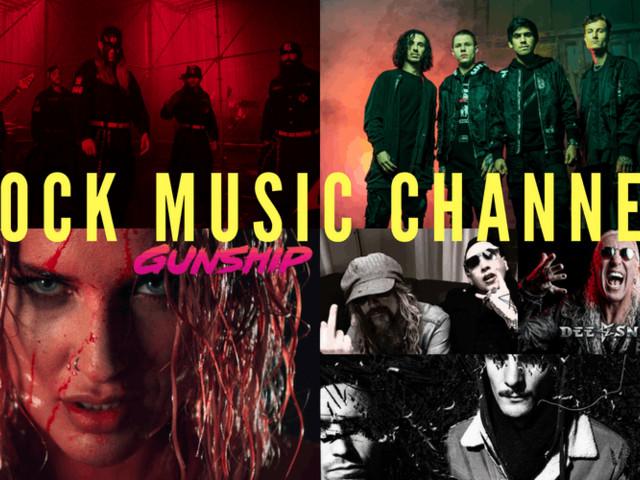 Rock Music Channel : semaine du 9 au 15 juillet 2018