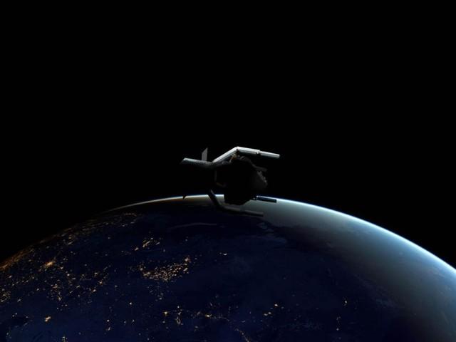 En 2025, l'Europe va envoyer en orbite un satellite nettoyeur