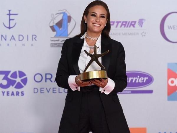L'actrice tunisienne Hend Sabri, meilleure actrice au Festival du film d'En Gouna