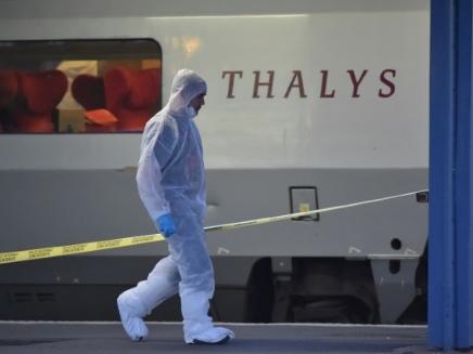 Attaque du Thalys en 2015: le tireur et trois autres suspects renvoyés aux assises