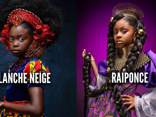 [Zone 42] À quoi ressembleraient les princesses Disney si elles étaient afro-américaines ? (14 photos)