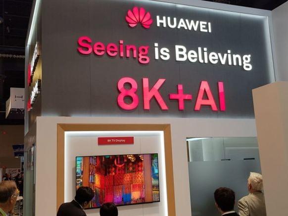 Huawei: les premiers téléviseurs Ultra HD disponibles en avril