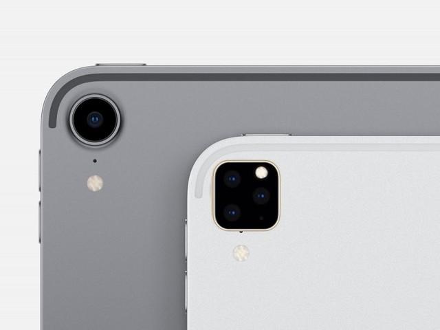 L'iPad Pro 2019 pourrait embarquer un triple capteur