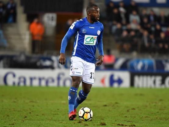 Foot - Transferts - L'Udinese surveille Stéphane Bahoken (Strasbourg)