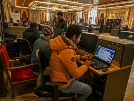 Le Cachemire indien à l'heure de la vie sans internet