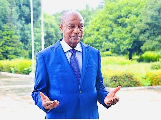 Guinée : Alpha Condé appelle « au calme et à la sérénité »