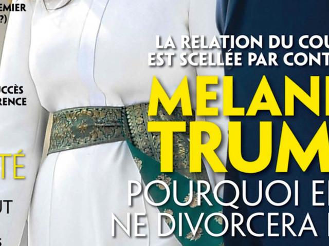 Melania Trump, ça sent la fin avec Ronald Trump – sa réponse cash aux rumeurs (photo)