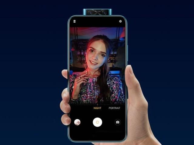 Vivo V17 Pro : le smartphone avec double caméra popup