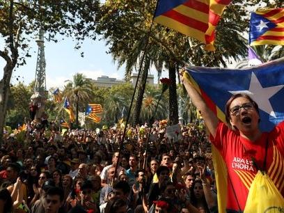 Référendum en Catalogne : « Les banques françaises sont les plus exposées »