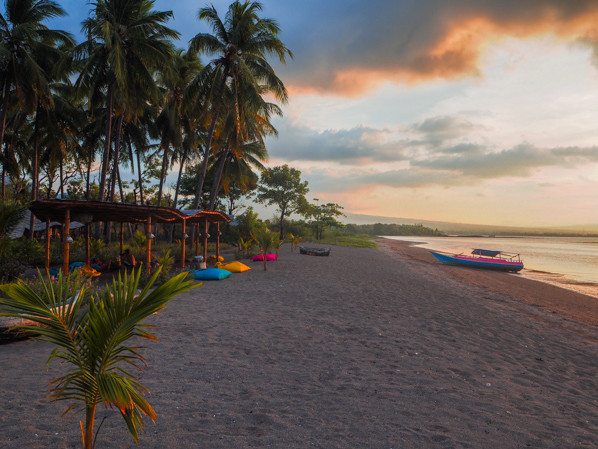 Mon coin de paradis en Indonésie : Coconut Garden Beach Resort sur l'île de Flores