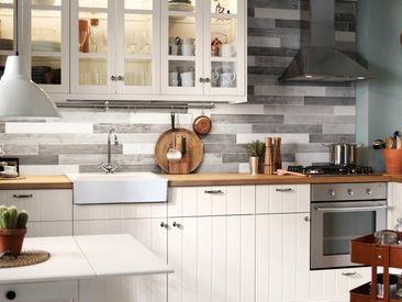 Toutes nos astuces gain de place pour aménager et agrandir une petite cuisine