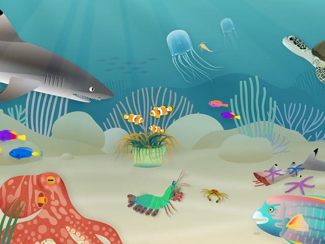 L'App du jour : Les Récifs Coralliens sur votre iPhone