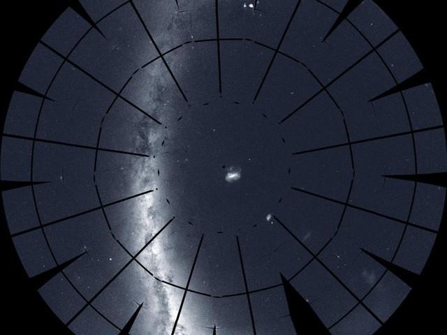 VIDEO. Le télescope TESS livre une magnifique vue du ciel austral