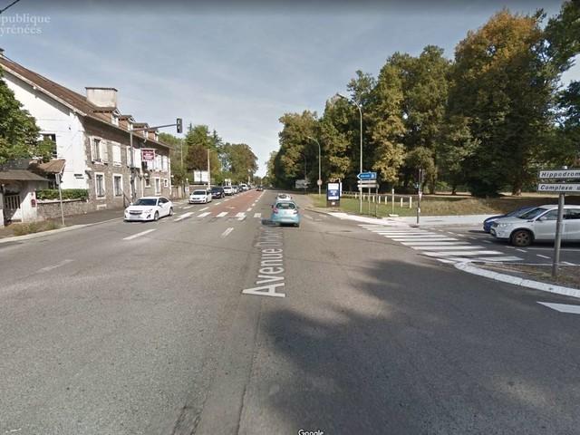 Pau : bientôt un rond-point au niveau de l'entrée de l'hippodrome