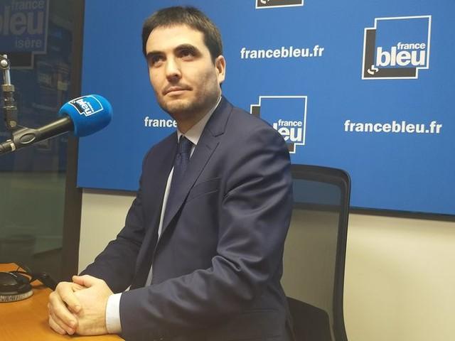 Pour Jean-Charles Colas-Roy, député LREM de l'Isère, il faut maintenir le cap de la réforme des retraites