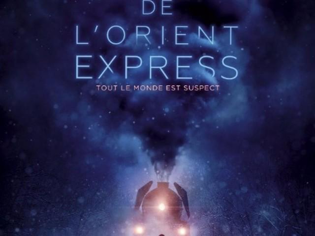 Dans les salles ce mercredi : Le crime de l'Orient Express, de Kenneth Branagh.