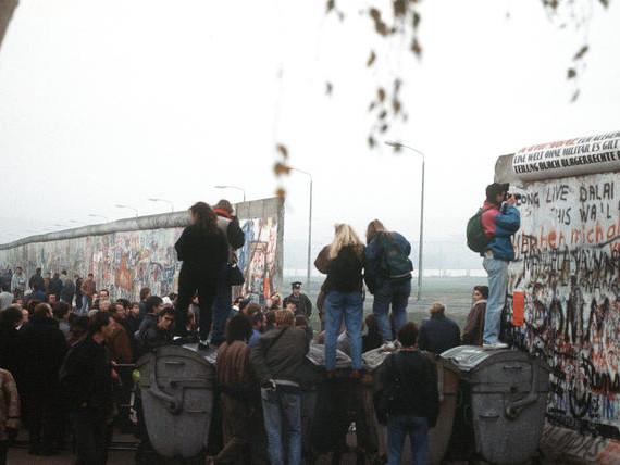 Brève - Le Mur de Berlin est tombé, pas celui de l'argent