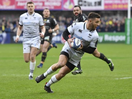 Rugby - GAL - Fin de saison pour le Gallois Rhys Webb (Ospreys)