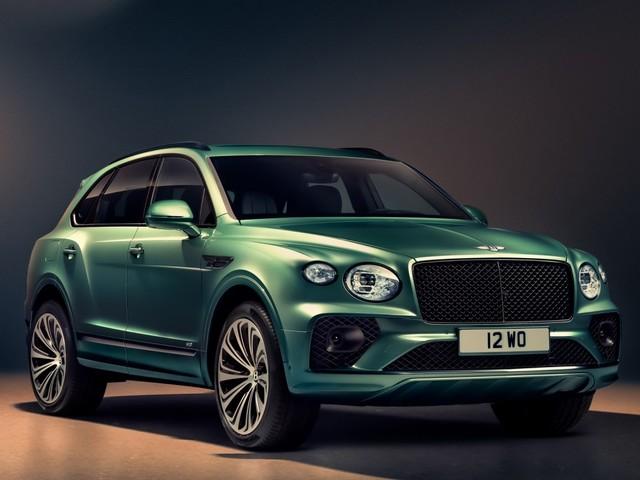 Bentley Bentayga restylé (2020) : à partir de 195.000 euros