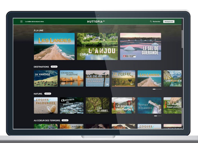 Huttopia lance sa web TV dédiée à la nature