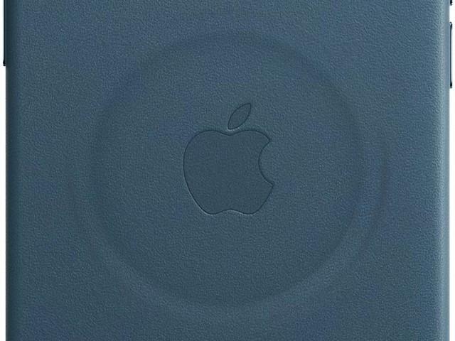 Les traces de MagSafe sur les coques en cuir d'Apple
