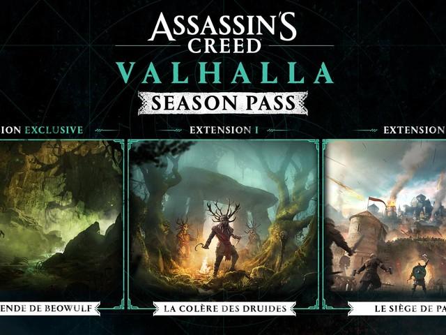 Assassin's Creed Valhalla : Ubisoft détaille le programme post-lancement