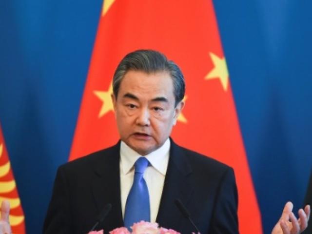 Le chef de la diplomatie chinoise en Corée du Nord mercredi